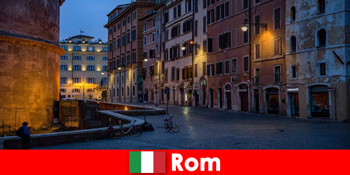 Perjalanan singkat pelancong pada musim luruh ke Itali Ke Tempat-tempat yang paling indah