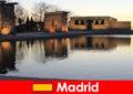 Destinasi popular untuk lawatan ke Madrid Sepanyol untuk pelajar Eropah