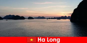 Percutian sempurna di Ha Long Vietnam untuk pelancong dari luar negara