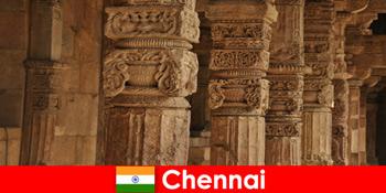 Warga asing lawat Chennai India untuk lihat kuil berwarna-warni