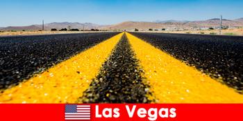 Keseronokan aktiviti pengembaraan dan sukan alami pelancong di Las Vegas Amerika Syarikat