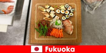 Fukuoka Jepun destinasi popular bagi pelancong masakan
