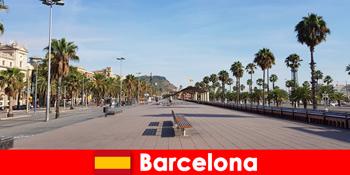 Di Barcelona Sepanyol, pelancong akan mendapati segala-galanya keinginan hati mereka